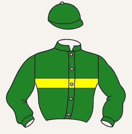 La Tertulia Caballos chaqueta uniforme verde