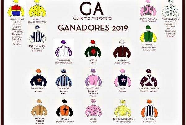 Ganadores 2019